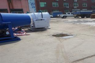 南昌全自动粉尘治理设备 专业定制钢厂堆料场雾炮