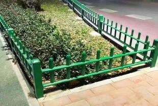 PVC草坪护栏生产厂家