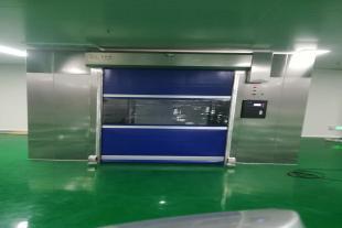 芜湖自动卷帘门风淋室厂家类型