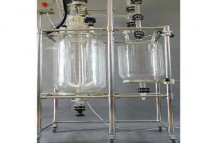 山东玻璃反应釜厂家