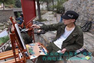 泰安焦点高考美术培训