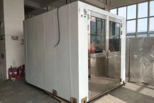苏州万博冷板喷涂风淋室厂家供应