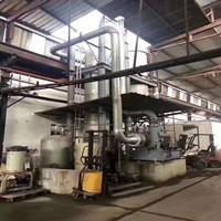 回收二手浓缩蒸发器 三效降膜蒸发器型号不限