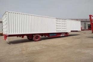 集装箱运输半挂车生产厂家