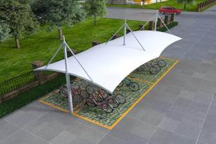 膜结构遮阳棚厂家定制