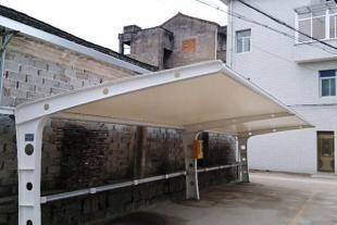 膜结构遮阳棚公司