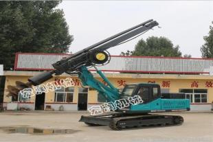 厂家现货供应大口径轮式旋挖钻机 15米地基桩旋挖钻机