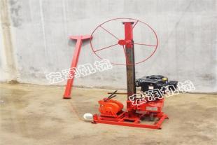 热销HR-30B便携式取样钻机 山地岩心钻机 小型液压岩心钻机
