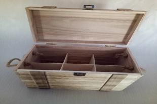 供应白酒木盒价格