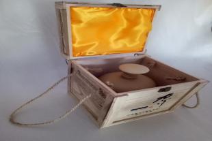 优质白酒木盒价格