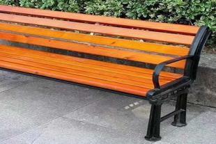供应户外广场椅实木休闲座椅