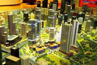 商业建筑模型设计制作