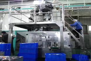 二手给袋式滚动包装机生产厂家