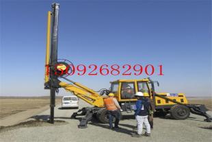 轮式旋挖钻机 大口径旋挖钻机 旋转轮式旋挖钻机