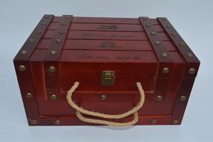 批发红酒木盒价格