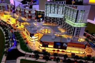 山东商业建筑模型设计制作