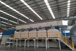 废气处理催化燃烧设备 风量配置系列大全