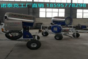 国产人工造雪机优势 高温造雪机价格