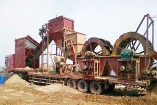 山东洗砂生产线厂家