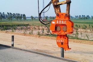 VC-D系列多功能液压振动夯实机