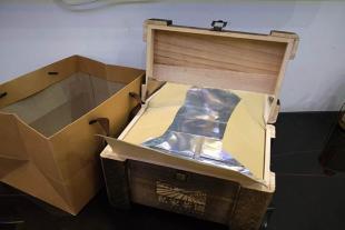 山东木质茶叶盒厂家