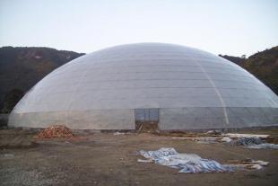 山东球形温室建设厂家