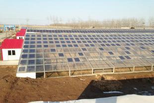 山东光伏太阳能温室建设厂家
