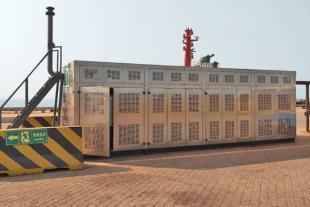 山东码头油气回收装置
