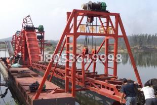 挖沙船生产厂家直销