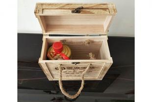 菏泽木质白酒盒