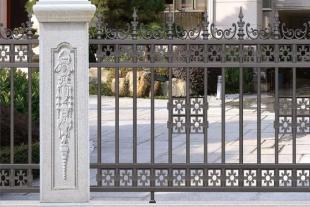 铝艺精品护栏制造