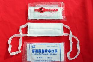 山东纱布口罩生产批发厂家
