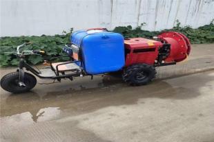 果园农庄用打药机 自走式果园打药机 三轮风送式喷雾器