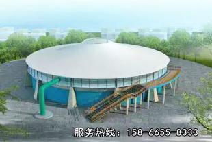 膜结构污水池设计建造厂家