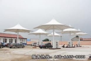 山东膜结构加油站厂家