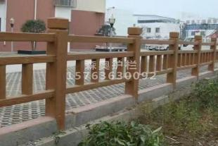 仿木护栏安装哪家好