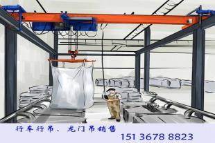 河北邯郸5吨单梁行车厂家产品价值大