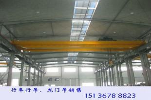 内蒙古包头单梁行车厂家25t-30m天车