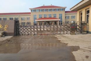 泰安宁阳双兴学校工业提升门材质结构的区别