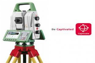 徕卡Nova MS60新一代全站扫描仪