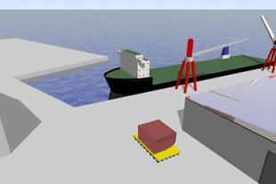 Topgallant船厂生产模拟系统