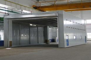 环保型整体移动伸缩房 按需求定制