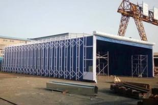 轨道式、电动式、折叠式、移动式各系列喷漆房价格