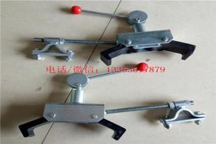 铁路梯车抓轨器接触网检修防倾器梯车防倾斜控制器